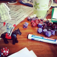 We're gonna need more dice #DnD