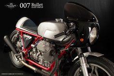 RocketGarage Cafe Racer: 007 Bullet