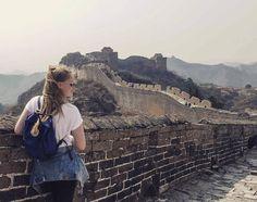 Letzte Semesterferien in China  und morgen wieder in die Uni  #china #greatwallofchina #peking #wanderlust #mutianyu  @nina.dengl