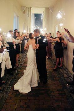Elizabeth & Simon | Charleston Weddings magazine | The Wedding Row | McCrady's Restaurant | Image by Sea Star Art |