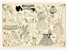 78.6421: paper doll | Paper Dolls | Dolls | National Museum of Play Online Collections | The Strong