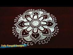 latest easy free hand rangoli designs | simple kolam with out dots | mug... Beautiful Rangoli Designs, Kolam Designs, Free Hand Rangoli Design, Muggulu Design, Simple Rangoli, Morning Images, Wood Burning, Simple Designs, Dots