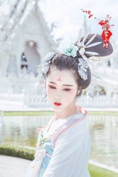 Travel With My Han Chinese Costume 3