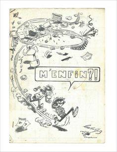 Franquin et les fanzines | du9, l'autre bande dessinée