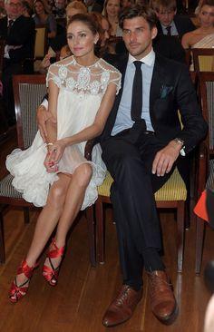 2014年6月21日に結婚したオリヴィア・パレルモとヨハネス・ヒューブル夫妻。3周年の結婚記念日、そして交際から10周年を記念して、10年間のデートスタイルを一挙プレイバック。交際初期の初々しいスタイリングからモード偏差値MAXの上...