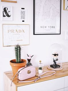 Creating a picture wall with Desenio ( discount code!)