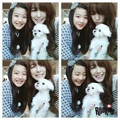Fany and Lami Girls' Generation Tiffany, Girl's Generation, Tiffany Girls, Snsd Tiffany, Tiffany Hwang, Kpop Girl Groups, Kpop Girls, Boy Groups, Sm Rookies