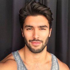 He is sooooo hot like omg van Idir Rabiai   We Heart It