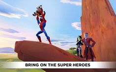 Disney Interactive Launches Disney Infinity: Toy Box 2.0 Mobile App for Android™