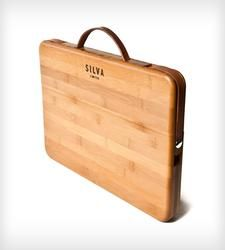 Bamboo Macbook Case