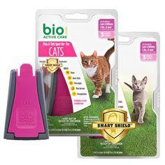 bio-spot-active-care-spot-on-flea-tick-killer-for-cats.jpg #catsincarer - Care for cat at Catsincare.com!