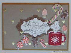 """""""In der Weihnachtsbäckerei""""...   http://eris-kreativwerkstatt.blogspot.de/2014/12/in-der-weihnachtsbackerei.html"""