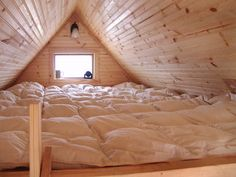 how awesome would an attic full of pillows be ?!
