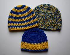 3a579fe9c5f248 GS Warriors Hat-Golden State Warriors by FogBayCrochetbyViki Golden State  Warriors, Knitted Hats,