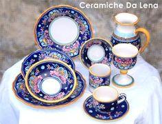 Ceramiche Da Lena - Mix Match Fava