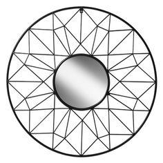 Renata Metal Wall Mirror Overall: 31.5'' H x 31.5'' W x 1.75'' D  $84