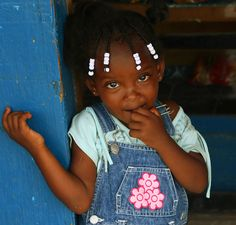 People of Jamaica 2 - Old Harbour Bay, Saint Catherine - Jamaica