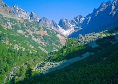 hiking in Tatras - Slovakia tour operator