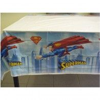 Superman Tablecover $8.95  A070007 Superman, Balloons, Balloon, Hot Air Balloons