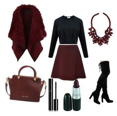 """""""Untitled #17"""" by mercija ❤ liked on Polyvore featuring Clover Canyon, Ted Baker, LE3NO, Ek Thongprasert and Chanel"""