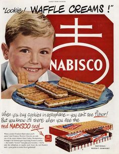 Waffle Creams- I loved these!