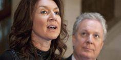 L'ancienne vice-première ministre du Québec, Nathalie Normandeau, aurait été arrêtée tôt, jeudi matin, par des agents de l'Unité permanente antico