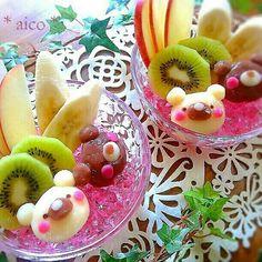 dango bear sweets