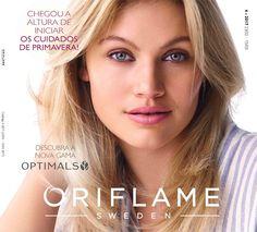 Catálogo 04 de 2017 da Oriflame