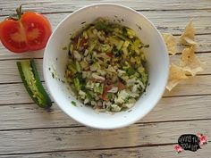 Just like its served in many Colorado mexican restaurants.  Cabbage salsa recipe