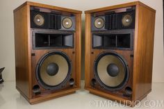 Sansui SP-5500 Vintage Speakers; Rare - Mint Condition | The Music Room