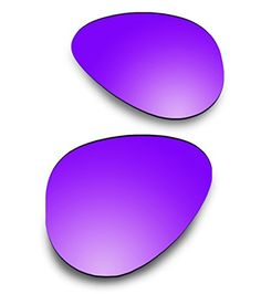 d5a1fe6da6 FUSE Lenses for RayBan RB3026 Aviator L 62mm Purple Mirror Polarized Lenses      Read