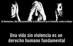 """25 de Noviembre """"Día Internacional de la eliminación de la Violencia contra la Mujer"""" #Blog @Candidman  «Millones de mujeres y niñas de todo el mundo son agredidas, golpeadas, violadas, mutiladas o incluso asesinadas en lo que constituyen atroces violaciones de sus derechos humanos. [...] debemos cuestionar en lo fundamental la cultura de discriminación que permite que la violencia continúe. En este Día Internacional, exhorto a todos los gobiernos a que cumplan su promesa de poner fin a…"""