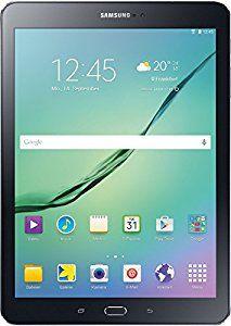 Samsung Galaxy Tab S2 T810N 24,6 cm (9,7 Zoll) Tablet-PC WiFi (2 Quad-Core Prozessoren, 1,9GHz + 1,3GHz, 3GB RAM, 32GB, Android 5.0) schwarz