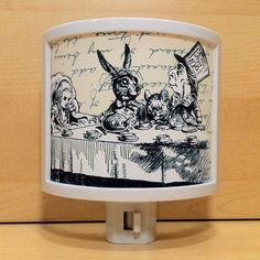 Mad Tea Party Night Light design inspiration on Fab.