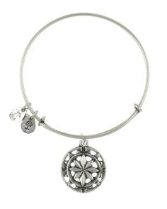 Alex and Ani Compass Bangle   Bloomingdale's