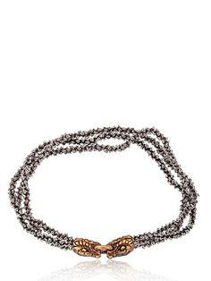 ELIKA SNAKE BRACELET Snake Bracelet, Luxury Shop, Beaded Necklace, Bracelets, Shopping, Jewelry, Beaded Collar, Jewlery, Pearl Necklace