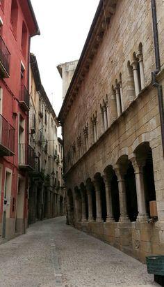 Besalu, Girona. Catalonia