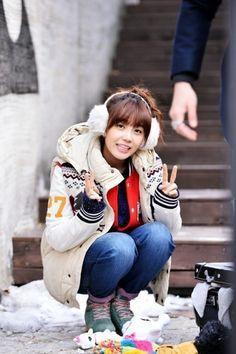 Jung Eun Ji (정은지).A Pink