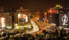 Unirii Square, Bucharest, RO (by Octav Dragan)