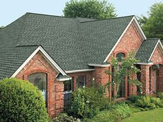 Slate #gaf #timberline #roof #shingles #home