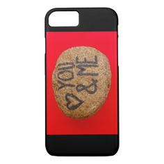 YOU&ME  iPhone / iPad case - valentines day gifts love couple diy personalize for her for him girlfriend boyfriend