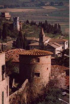 Cortona, Umbria, Italy