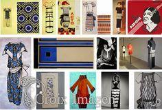 Los diseños textiles, de indumentaria y de estuario teatral de Lyubov Popova