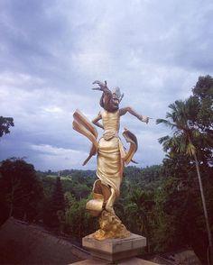Blanco renaissance museum in Ubud, Bali