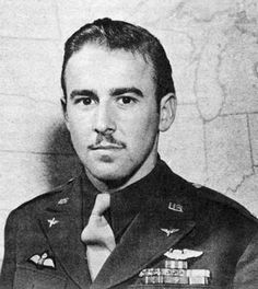 John Trevor Godfrey (1922–1958) was an American captain and fighter pilot in the 336th Fighter Squadron, 4th Fighter Group, Eighth Air Force during World War II. He achieved 18 air-to-air kills against the Luftwaffe before he was accidentally shot down by his wingman and captured by the Germans on August 24, 1944. Godfrey was friend and wingman to Don Gentile.