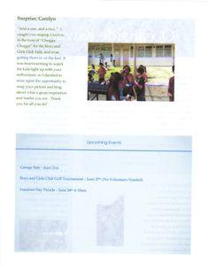 Kiwanis June, 2014 Newsletter p2