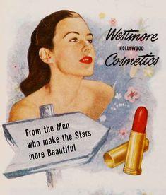 1951-Americas-Most-Popular-Cosmetics-Westmore-makeup.jpg (796×934)