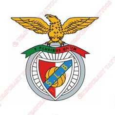 S.L. Benfica Customize Temporary Tattoos Stickers NO.8465 ...