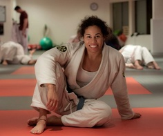 Jiu-Jitsu is great for women!