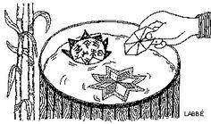 Papierfalten: Chinesische Wunderblume - Zzzebra, das Web-Magazin für Kinder | Labbé Verlag